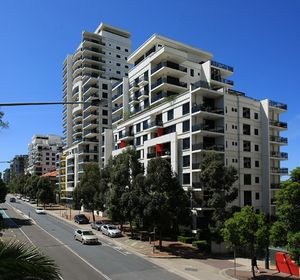 Apartments in St Leonards, New South Wales