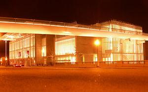 Art Institute Modern Wing Night