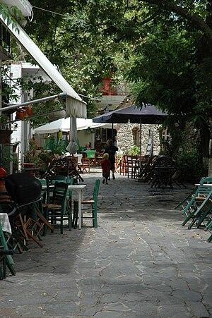 Christos Rachos on Ikaria