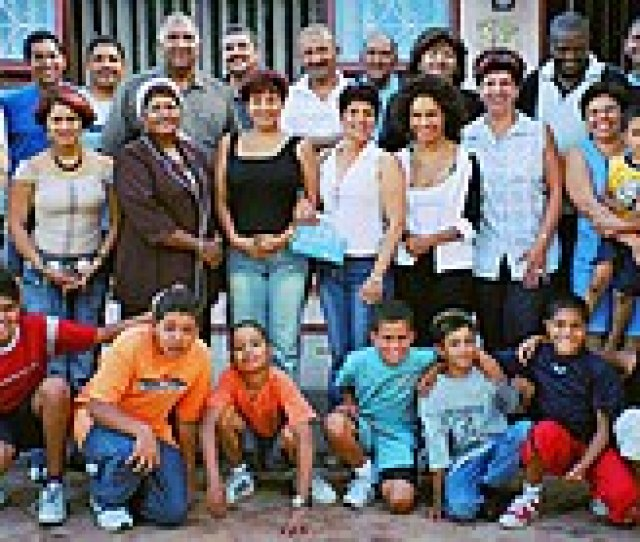 Extended Family With Roots In Cape Town Kimberley And Pretoria South Africa