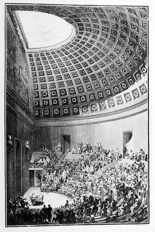 File Ecole De Chirurgie Paris Anatomy Theatre 1780