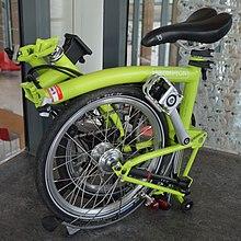Brompton Folding Bike Wikipedia