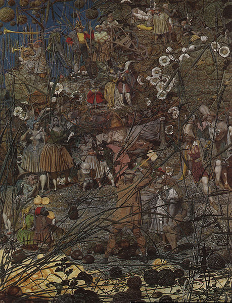 Richard Dadd - The Fairy Feller's Master Stroke