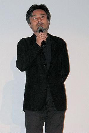 Director Kiyoshi Kurosawa at the