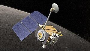 Lunar Reconnaissance Orbiter 001