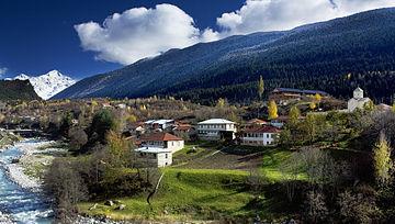Mestia Travel Guide At Wikivoyage