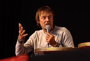 English: Nicolas Hulot at the Fête de l'Humani...