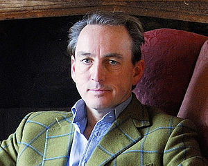Portrait of Philip Mould