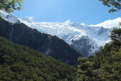 Rob Roy Glacier - Wikipedia