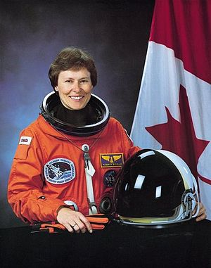 English: Portrait Roberta Bondar