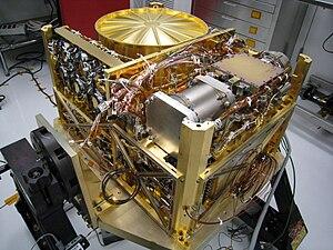 English: Integrated Sample Analysis at Mars in...