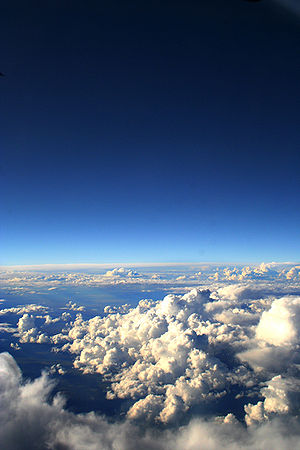 When seen from altitude, as here from an airpl...