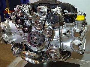 Subaru FA engine  Wikipedia