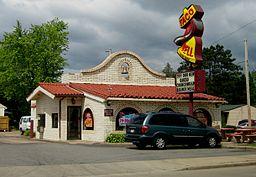 Taco Bell in Wausau, Wisconsin