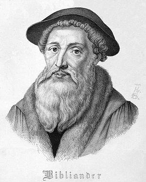 Theodore Bibliander.