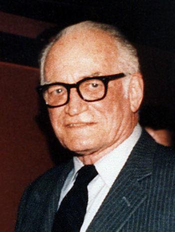 Barry Goldwater, U.S. Senator (AZ-R)