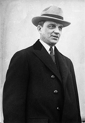 Owen D. Young in 1924