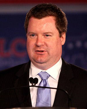 English: Erick Erickson at the Republican Lead...