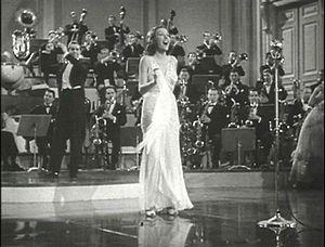 Screenshot of Ethel Merman from the trailer fo...