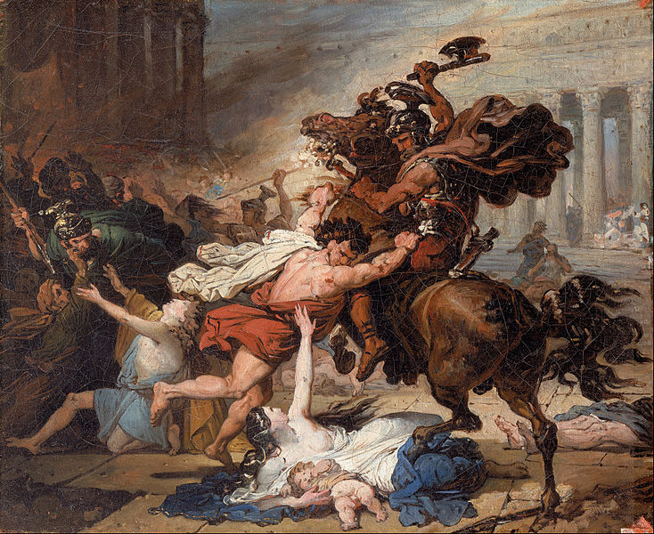File:François-Joseph Heim - Study for Destruction of Jerusalem by the Romans - Google Art Project.jpg
