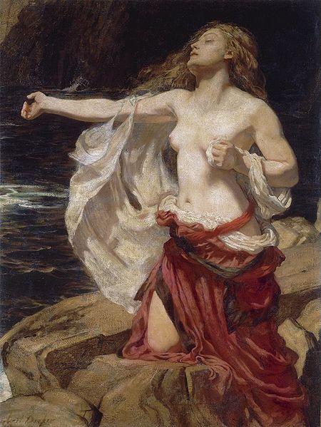 File:Herbert James Draper, Ariadne.jpg