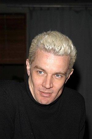 "Actor James Marsters at ""Buffy the Vampir..."