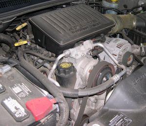 Chrysler PowerTech engine  Wikipedia