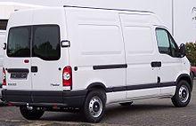 Renault Master  Wikipedia