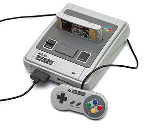 Super Nintendo Entertainment System (SNES) Eur...