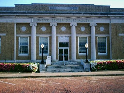 Sam B. Hall U.S. Couthouse