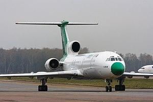 Turan Air Tu-154