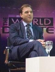 Panelist Economic Historian Niall Ferguson at ...