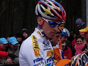 English: Cyclist Zdeněk Štybar @ GVA Lille, 2010