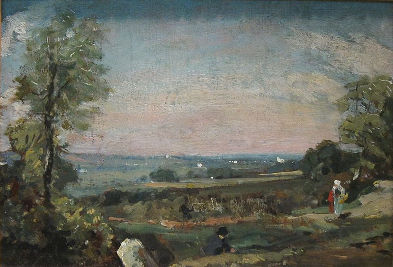 Dedham Vale was made famous by John Constable