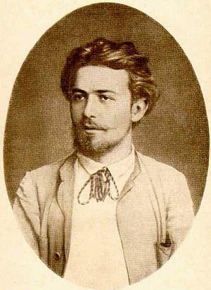 English: Anton Chekhov