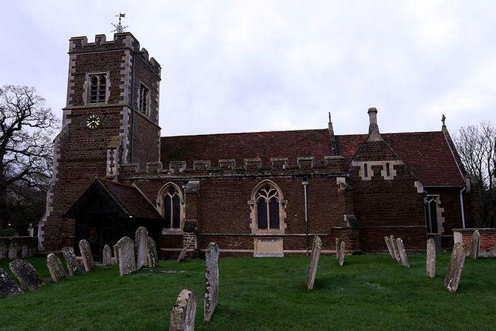 Campton All Saints Church