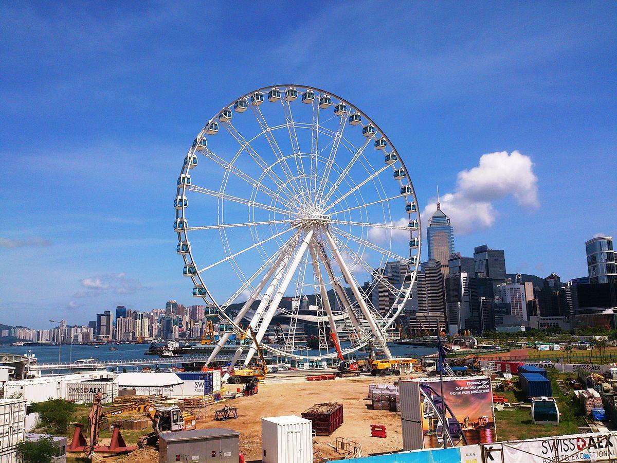 Hong Kong Observation Wheel Wikipedia