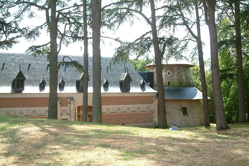 Château de Chaumont-sur-Loire Ecuries2