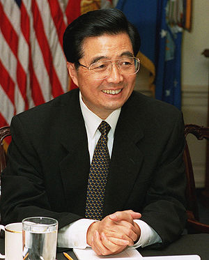 People's Republic of China President, Hu Jinta...