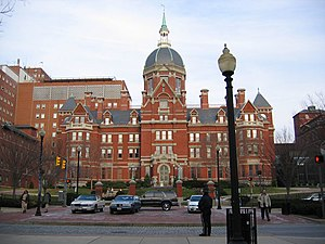 Billings Building, The Johns Hopkins Hospital