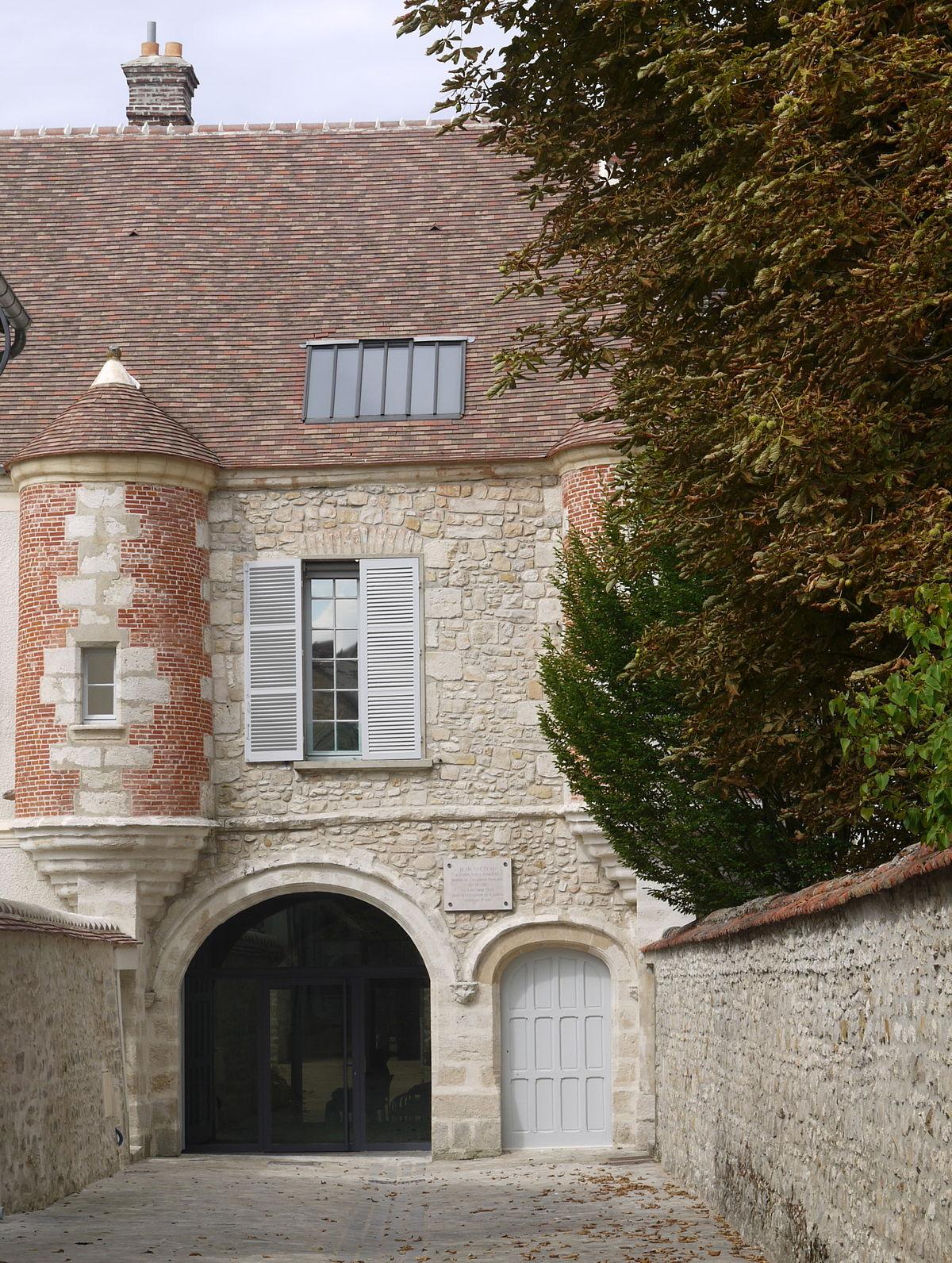 Maison Jean Cocteau Wikipdia