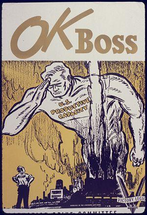 OK Boss - NARA - 534390