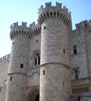 Palace of the Grand Master of the Knights of R...