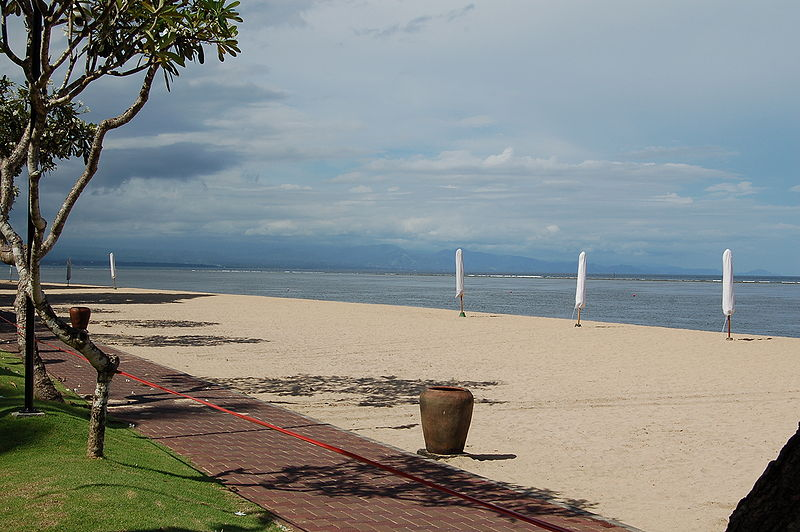 File:Sanur Beach.JPG