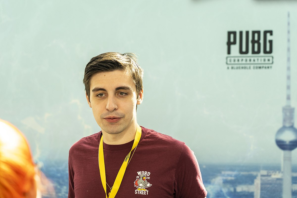 Shroud Video Game Player Wikipedia