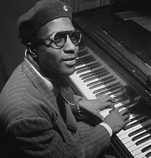 Thelonious Monk, Minton's Playhouse, New York,...