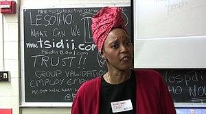 Tsidii Le Loka Lupindo, Tony nominated star of...