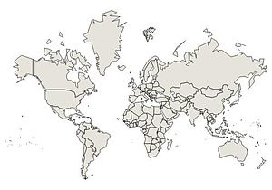 Know : Error with our World Maps! – PROPEL STEPS Clarification Of Map Projection on