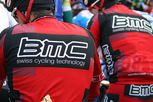 BMC Racing Team mars 2010