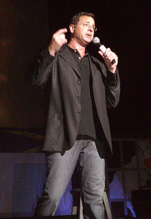 Bob Saget at the O&A Traveling Virus, 2007.
